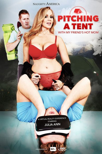 Julia Ann In Pitching A Tent