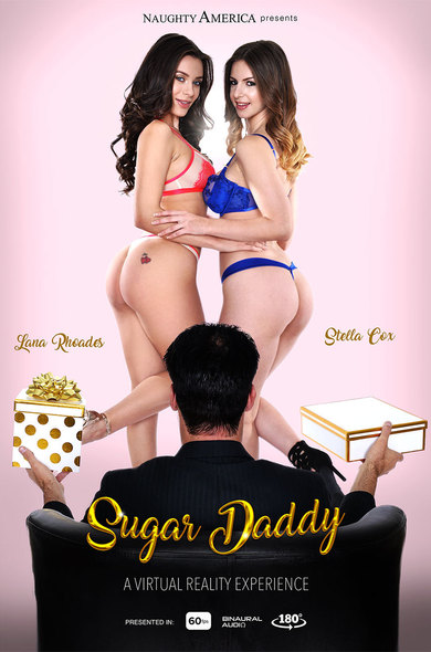 Lana Rhoades and Stella Cox in Sugar Daddy