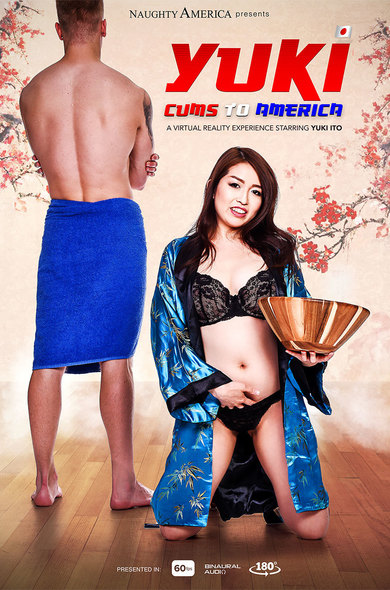 Yuki Ito In Yuki Cums to America