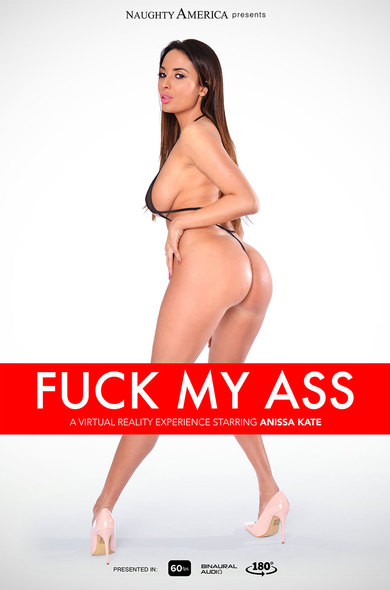 Anissa Kate in FUCK MY ASS