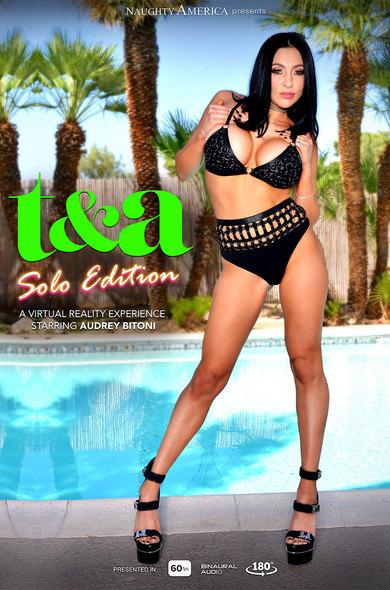 Audrey Bitoni in T&A – Solo Edition