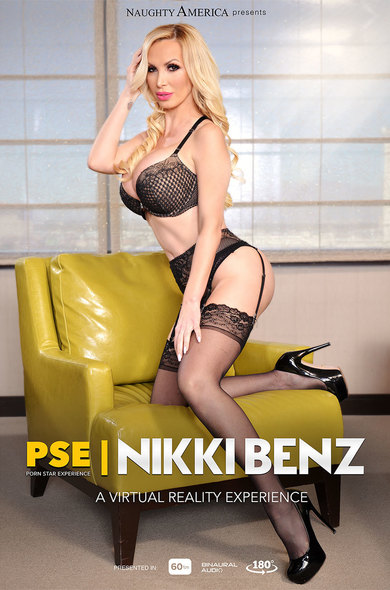 Nikki Benz in PSE