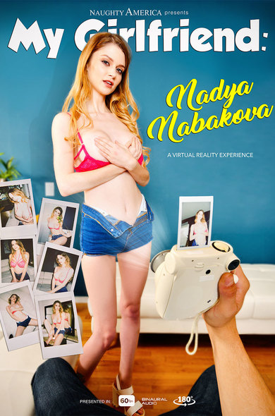 """Nadya Nabakova in """"My Girlfriend: Nadya Nabakova"""""""